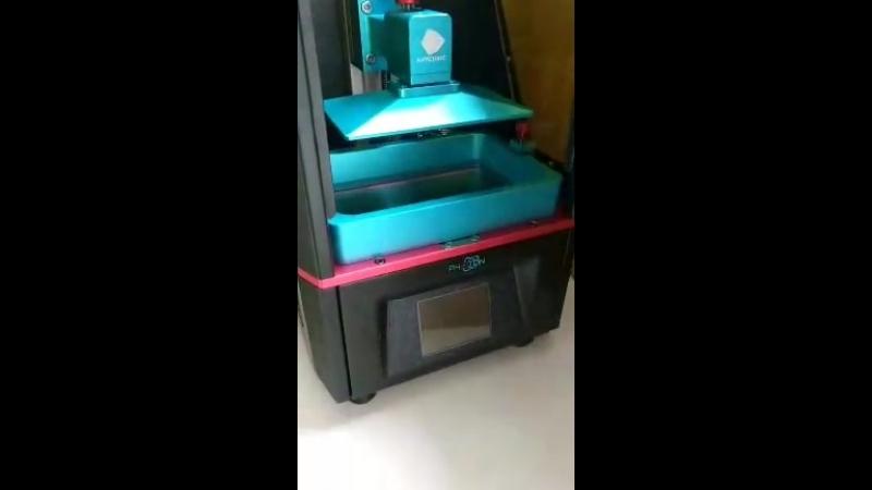 фотополимерный принтер