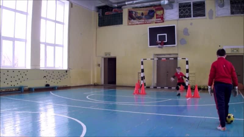 ДФШ Чемпион (тренировка Вратаря)