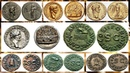 Монеты Римской Империи, Клавдий, Часть 8, Claudius, Coins of the Roman Empire
