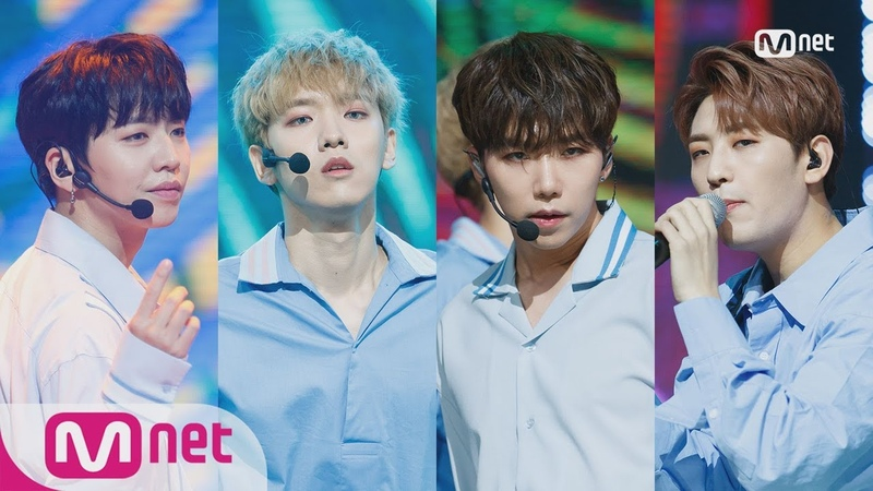 [100 - Heart] Comeback Stage | M COUNTDOWN 180906 EP.586