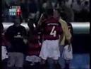 Grêmio 0 X 1 Flamengo - 1º Jogo Quartas-de-Final Copa do Brasil 2004