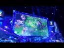 Финальные моменты матча FlyToMoon vs. OG
