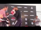 Thiago Santos UFC Sao Paulo Open Workouts (Complete) - MMA Fighting
