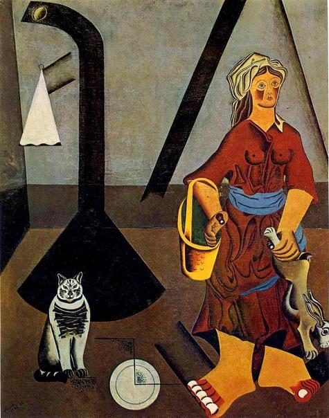 Жоан Миро ( 1893-1983)