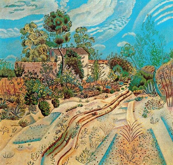 Жоан Миро ( 1893-1983) Ранние работы. 1916-1922