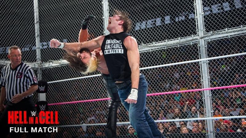 The «Kingslayer»: FULL MATCH - Dean Ambrose vs. Seth Rollins - Hell in a Cell Match: Hell in a Cell 2014 (WWE Network)