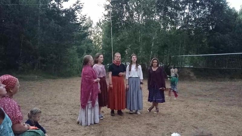 Фестиваль Семейный круг, Ансамбль Злато Капие г. Москва