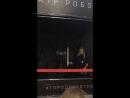 Шоу молний на выставке роботов