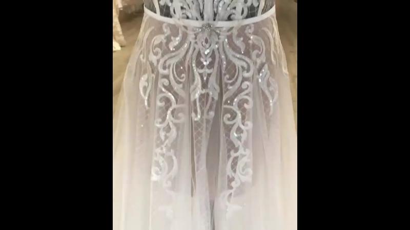 Wedding dress Akva by Belfaso