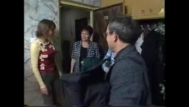 Квартирный вопрос НТВ 17 11 2001 Гостиная детская