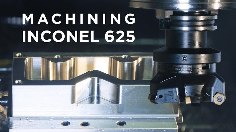 MASTER CLASS - CNC Machining Inconel 625 - Tutorial