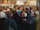 Открытие первого Макдака в России, 1990 г