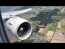 RAW POWER! KLM BOEING 777 200ER Takeoff Landing LAX to AMS w/ ATC