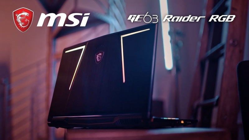 Cloud 9 with MSI new 8th Gen Processor Laptops | MSI