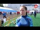 Вологжанка Анастасия Скулябина стала призером чемпионата МЧС по пожарно-спасательному спорту