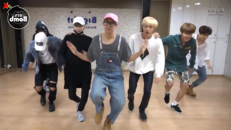 BTS Silver Spoon (Baepsae) mirrored Dance Practice.mp4