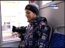 На улицах Кирова проходит обкатку новая модель троллейбуса ГТРК Вятка