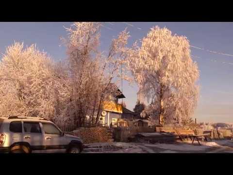 Кинозарисовка Пришла зима10 ноября 2018 год.