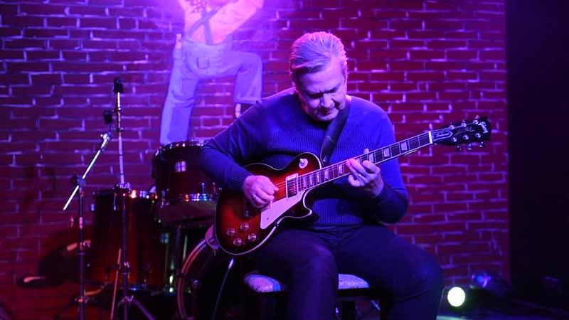 Виктор Голубицкий Rumba Blues R.Ford. Рождественский концерт