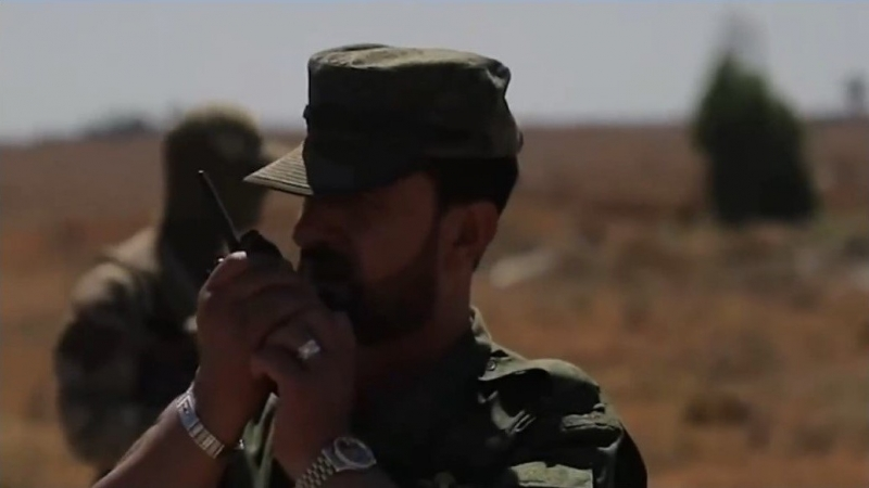 Послание сирийского Тигра Бригадного генерала Сухайла Аль-Хасана
