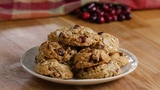 The Best Cranberry Almond Cookies To Gift To Your Friends Holiday Cookie Countdown Tasty
