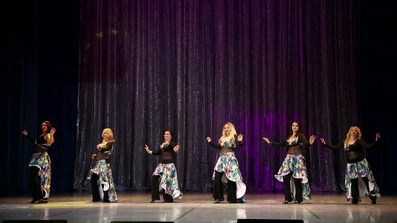 8 декабря 2018 КрасноГорск.DANCE Конкурс-концерт! СВТМЕЛИССАТАБЛА