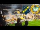 AIK vs Hammarby IF 1-0 23/9-2018 | Åh vi e AIK, tifon och ramsor! | Allsvenskan 2018