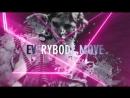 Trinergy - Everybody Move (Teaser)