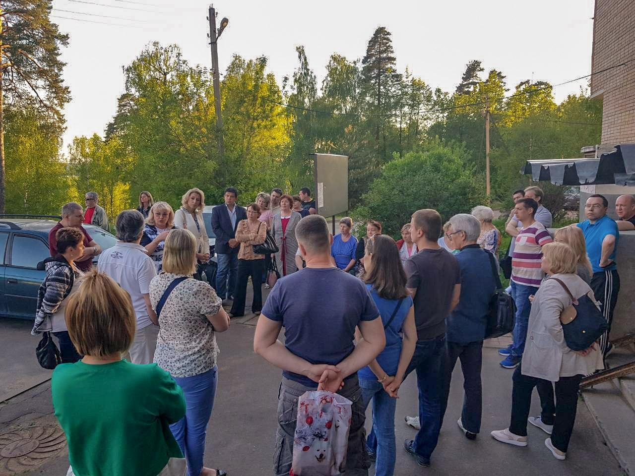Собрание на Гагарина, 4