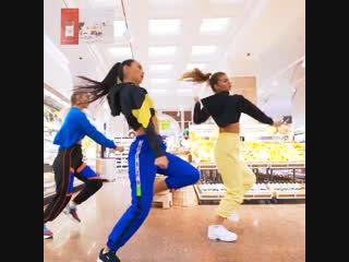 Леся/ Reggaeton/ Kvartal Dance