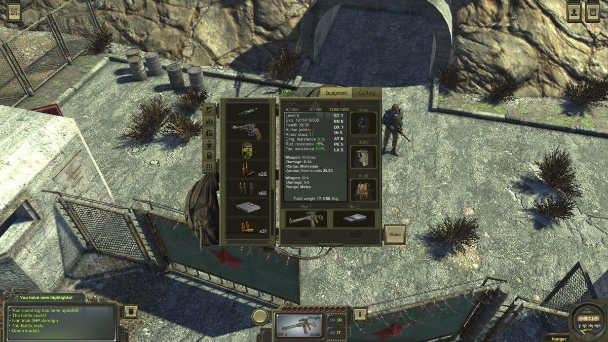 Где и как найти броню и одежду в Atom RPG?