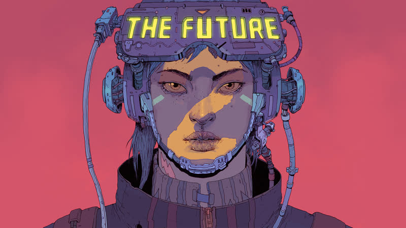 Josan Gonzalez «The Future is Now Artbook» (Volume Two)