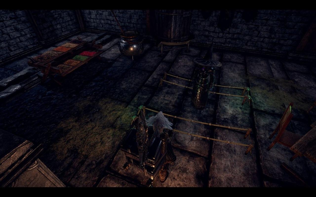 Балира, полководец Ведьмы в Outward
