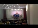 Конкурс красоты для бабушек. Ирина Дмитриевна Денк в танце С мужиками веселей.