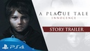 A Plague Tale: Innocence | Story Trailer | PS4
