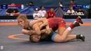 BRONZE WW - 56 kg: A. BLAYVAS (GER) df. A. MYTKOWSKA (POL) by VPO1, 6-1
