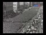 #Операция_НКВД_Большой_вальс_немцы_прошли_в_парадном_строю_по_Москве_17_июля_1944_года