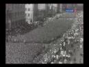 Операция НКВД Большой вальс немцы прошли в парадном строю по Москве 17 июля 1944 года