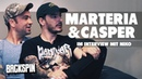 "Marteria Casper ""1982 Karriere Perfektionismus SXTN uvm Interview mit Niko BACKSPIN"