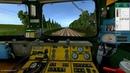 Поездка на 2ТЭ116 1432 Trainz 12