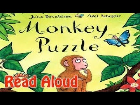 Monkey Puzzle by Julia Donaldson Read Aloud