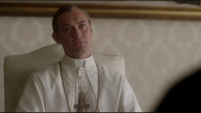 Young Pope Are You a Homosexual?