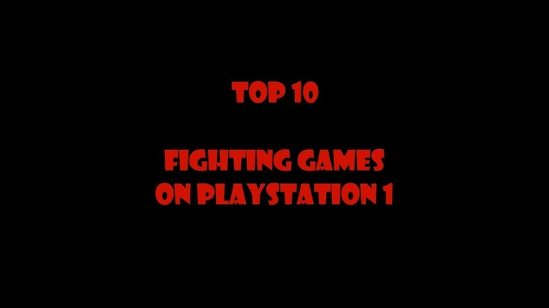 Top 10 Fighting Games on PS1. Players vs Critics vs Buyers
