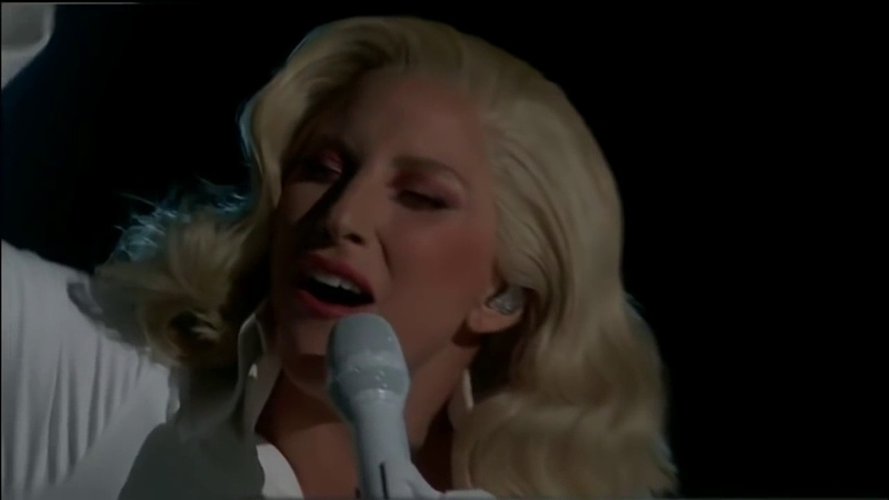 Lady Gaga 2016 Till It Happens To You Oscar Performance 1