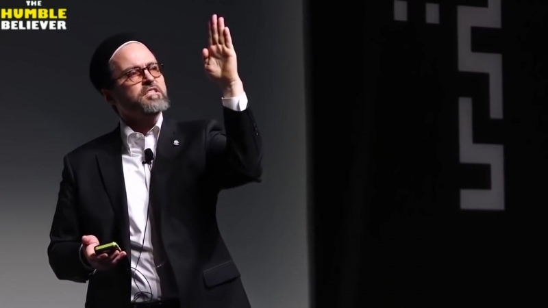 Fight Until They Say, There is no God, but God. Explained by Hamza Yusuf - YouTube (720p)