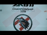 ACB JJ WORLD CHAMPIONSHIP GI day 1 HL