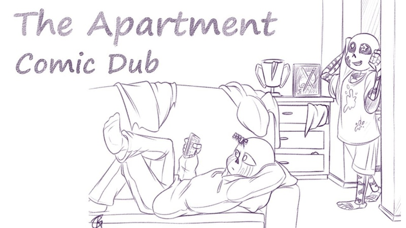 Ink And Errors Appartment [MCQ Comic Dub]