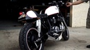 Bare Bone Rides Custom 1979 Honda CB750 Cafe Racer Build (Fired-up and Running)