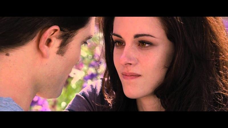Twilight Breaking Dawn Part 2 Video Christina Perri - A Thousand Years Ending