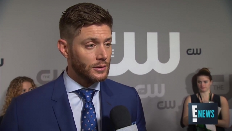 Jensen Ackles Imagines the End of Supernatural _ E! Live from the Red Carpet
